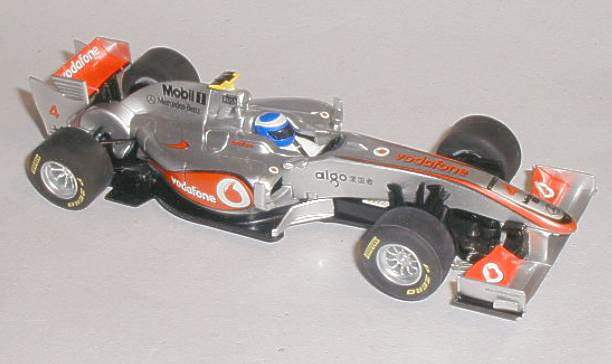 Scalextric cars - C3166 McLaren Mercedes Jenson Button