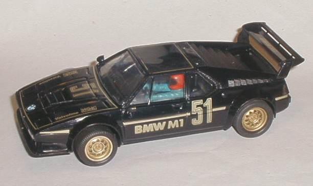 Scalextric Car Restorations C347 Bmw M1