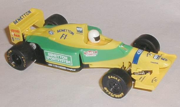 Scalextric C492 Ford Benetton B193 Schumacher
