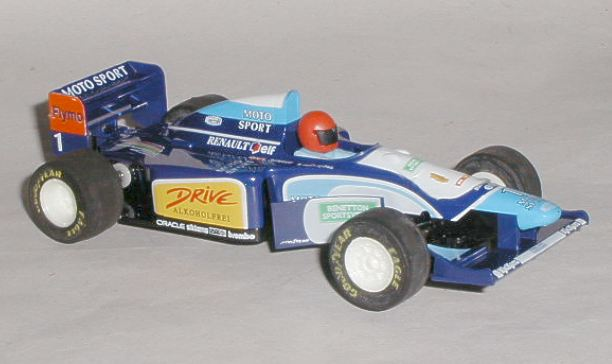 Famous Formula 1 model, from the rare Renault Boutique Set, C670