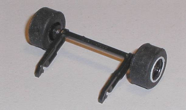 Car Axle Assembly : Scalextric parts third axle assembly march ford