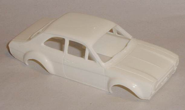 Parts Of A Scalextric Car