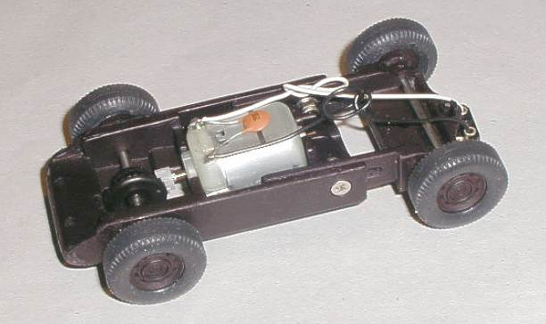 Slot car chassis kit blackjack mulligan imdb