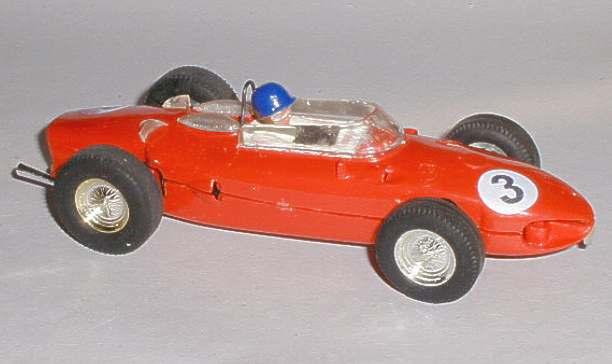Vintage Scalextric Spares C62 Ferrari 156 Windscreen Windshield